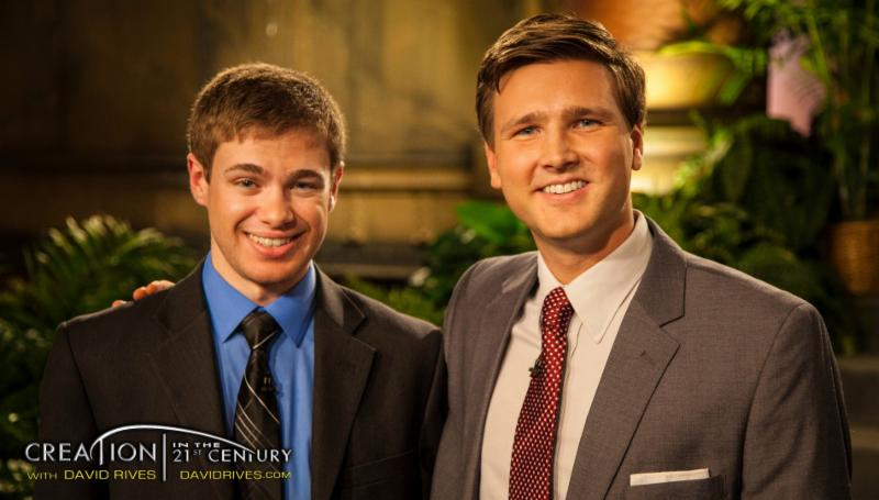 Benjamin Owen and David Rives