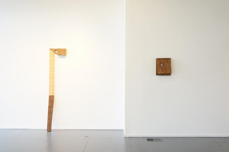 Akiko Mashima installation image Maus Contemporary