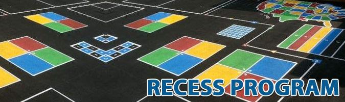 Play Nice Newsletter - Playground stencils