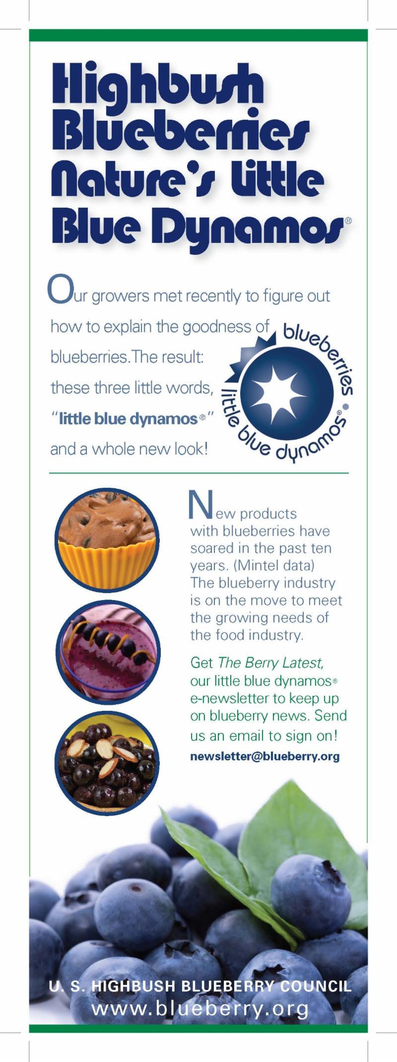 Highbush Blueberry Council