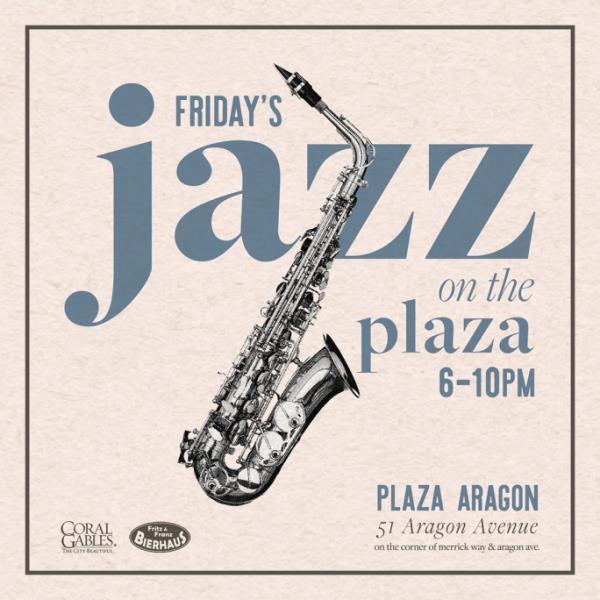 jazz on the plaza