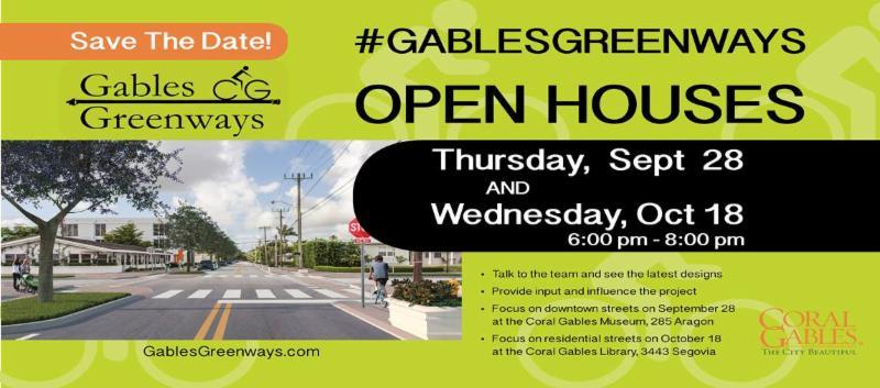 Gables Greenway