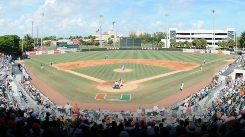 Um baseball games