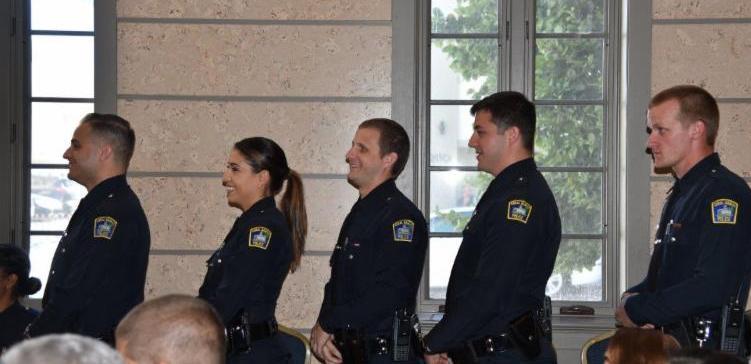 nuevos policias