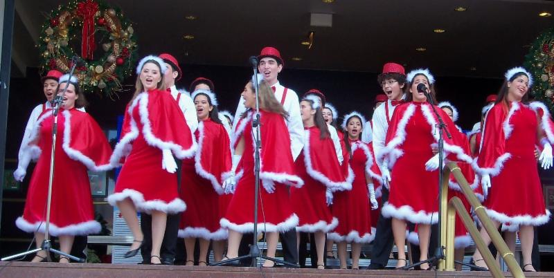Caroling competition