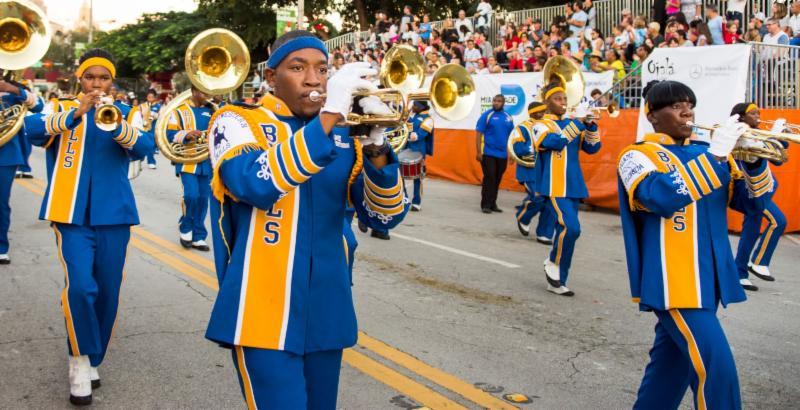 JOB parade