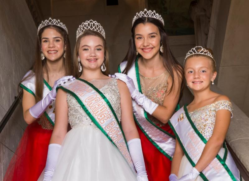 royal court princesses