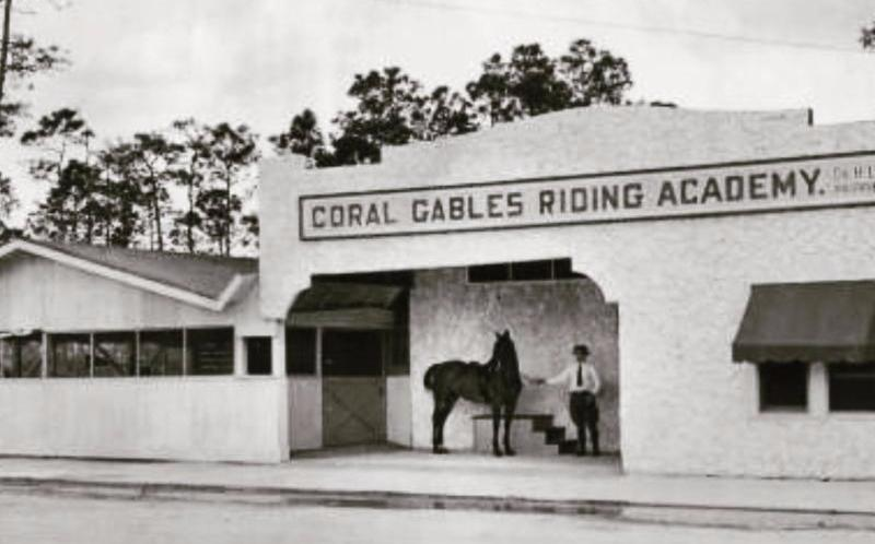 photo of riding academy