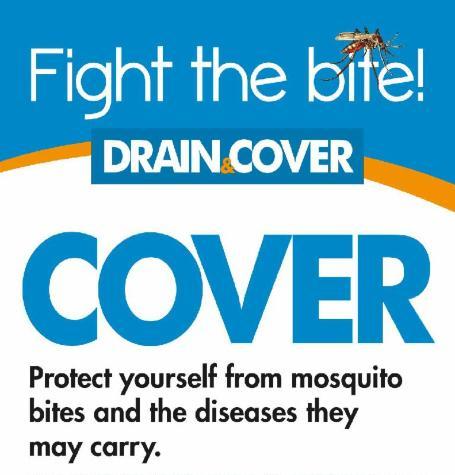 Fight the mosquito bite