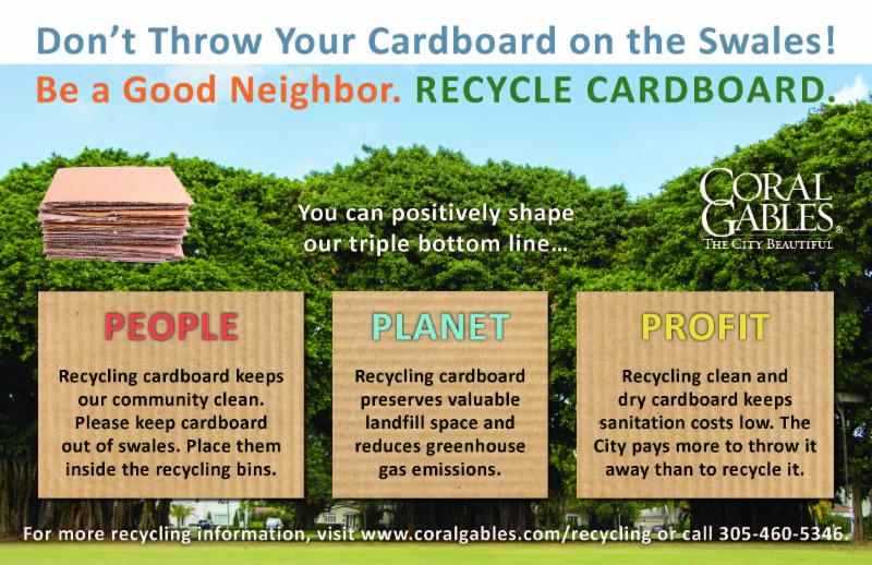 reciclando el carton