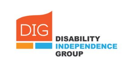 Logo de DIG