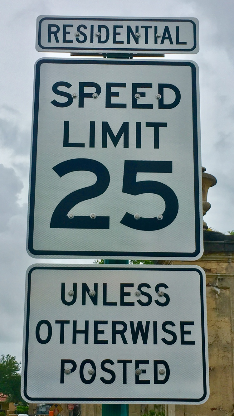 25 mph