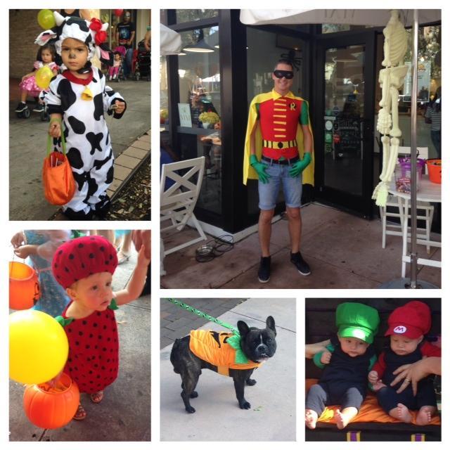 Halloween on Mile