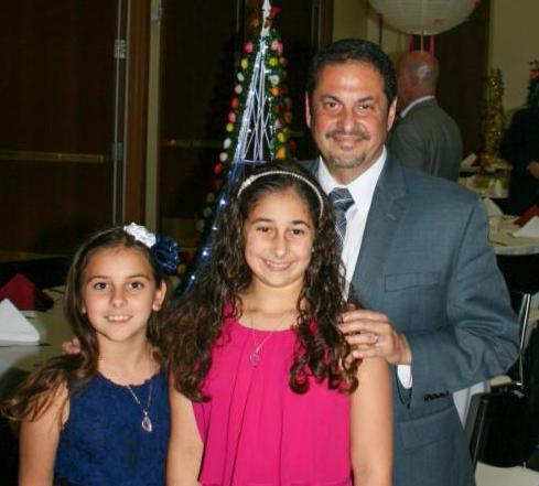baile padre e hijas