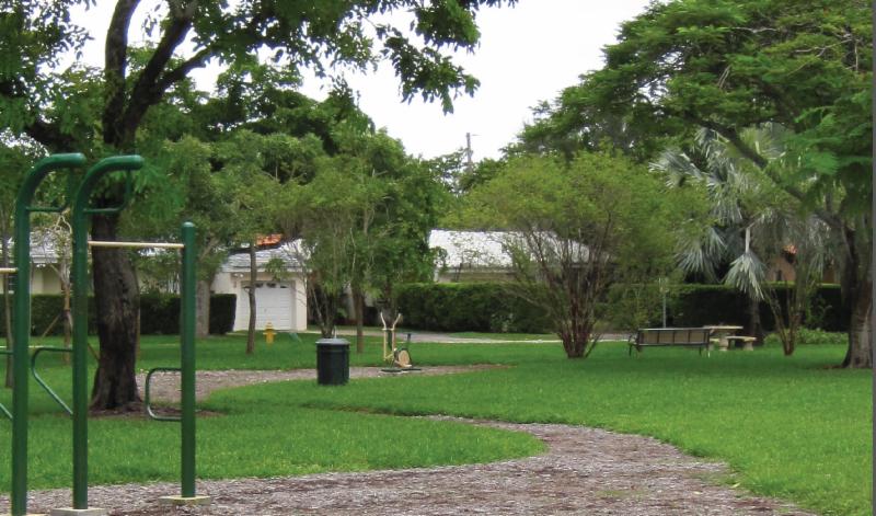parques de vecindarios