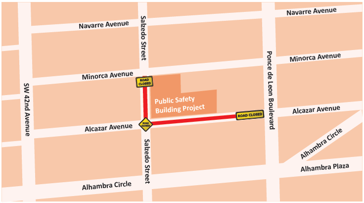 mapa de Alcazar y Salzedo