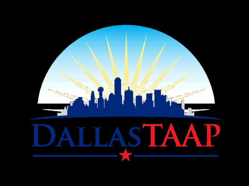 Dallas TAAP logo