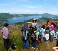 Bureau of Relcamation New Melones Lake field trip every kid in a park