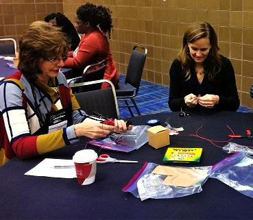 ASEE at NSTA regional in New Orleans