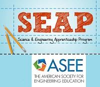 SEAP and ASEE logos
