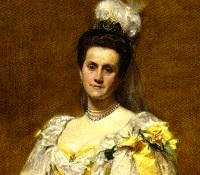 Emily Roebling portrait in Brooklyn Museum