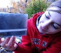 Chena River salmon citizen science