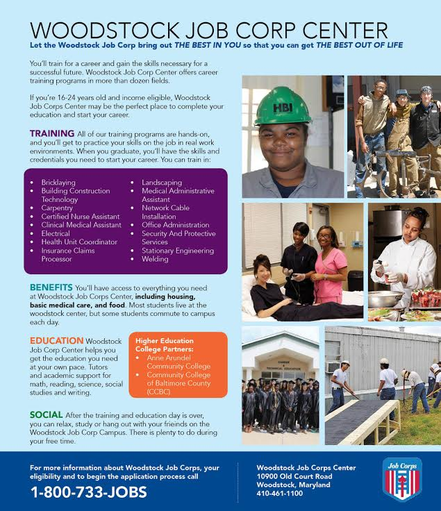 Job Corps Information Brochure on job corps resume, job corps letterhead, job recruitment brochures, job club brochure, marine corps brochure, job corps stickers, job corps banner, job advertisement brochure, job corps poster,