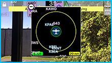 2D Radar View