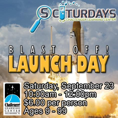 CLC News | SCIturdays This Saturday