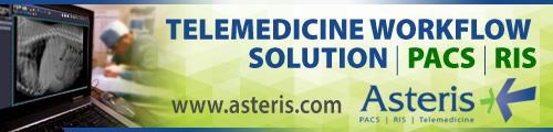 Asteris banner ad