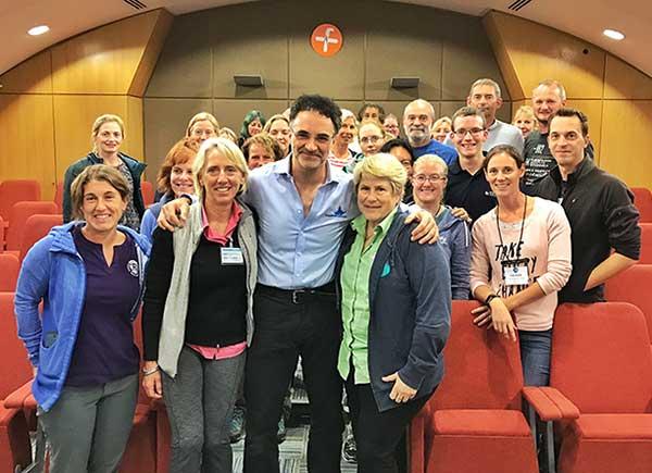CRI class in Surrey_ UK