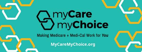 logo for My Care_ My Choices