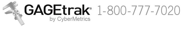 GAGEtrak logo 1-800-777-7020