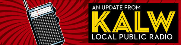 KALW banner