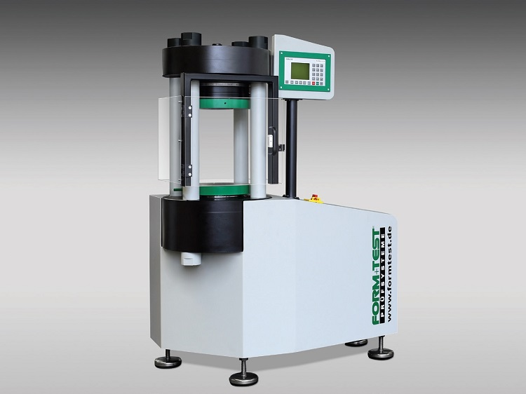 Form + Test beproevingsmachine Beta 5-3000 AD