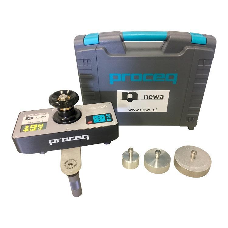 Hechtsterktemeter Proceq DY-206