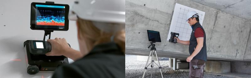Proceq GPR Live betonradar