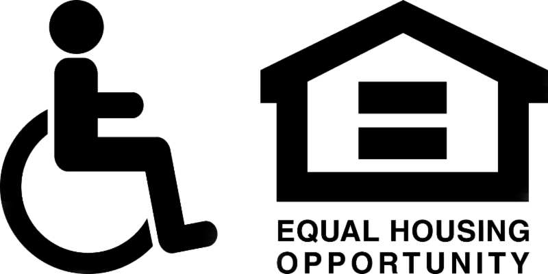 equal housing, accessible