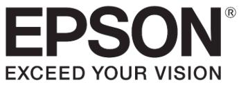 Epson logo black