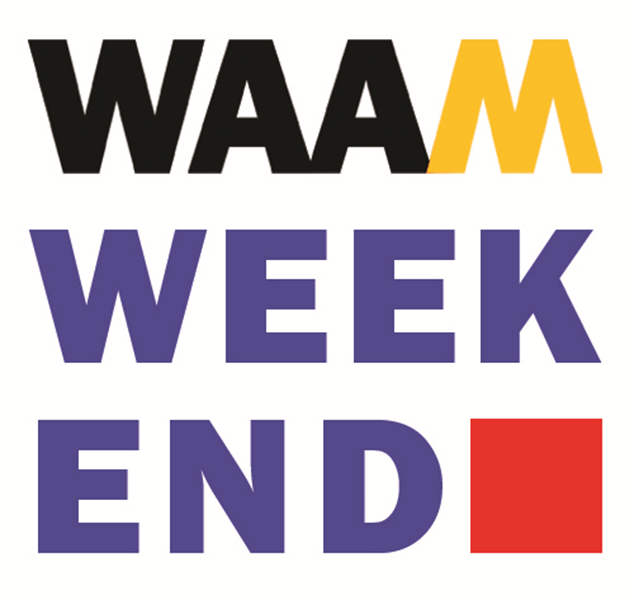 This Weekend at WAAM