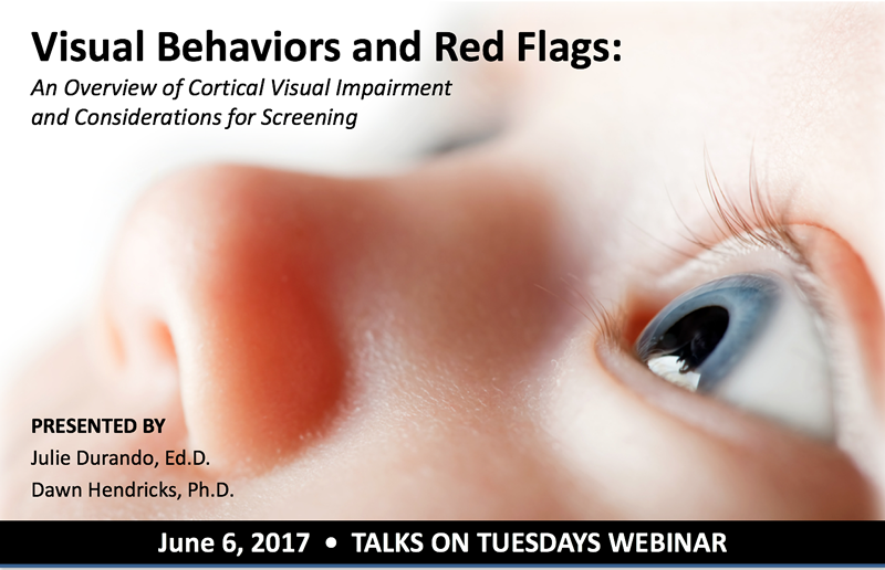 June 2017 Talks on Tuesdays Webinar