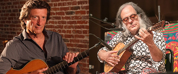 Chris Smither, David Lindley