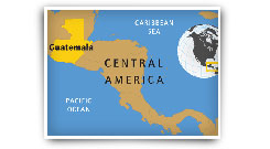 WW pic Guatemala Map