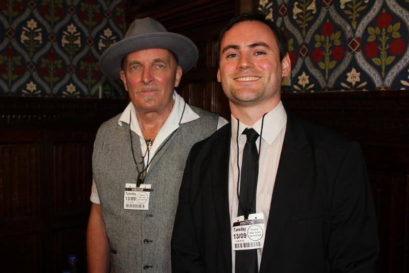 Douglas Sager and Tim Partridge   Copyright-Timothy Partridge, All Rights reserved.