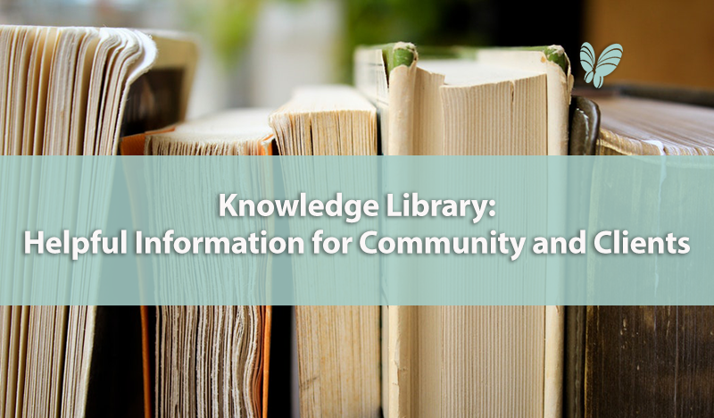 Knowledge Library banner image