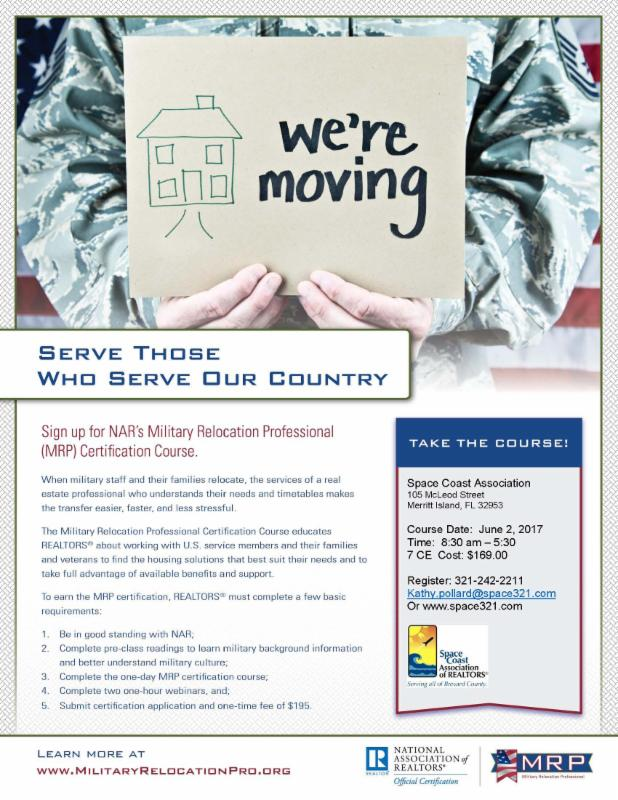 Register For Nars Military Relocation Course On 62