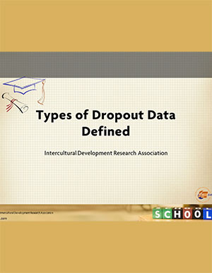 eBook on Types of Dropout Data