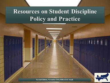 eBook Resources on Student Discipline Policy and Practice