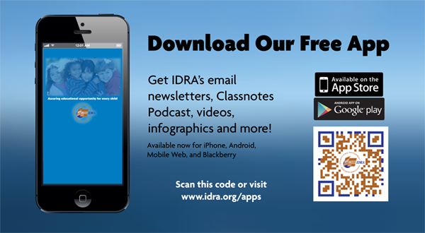 IDRA News app