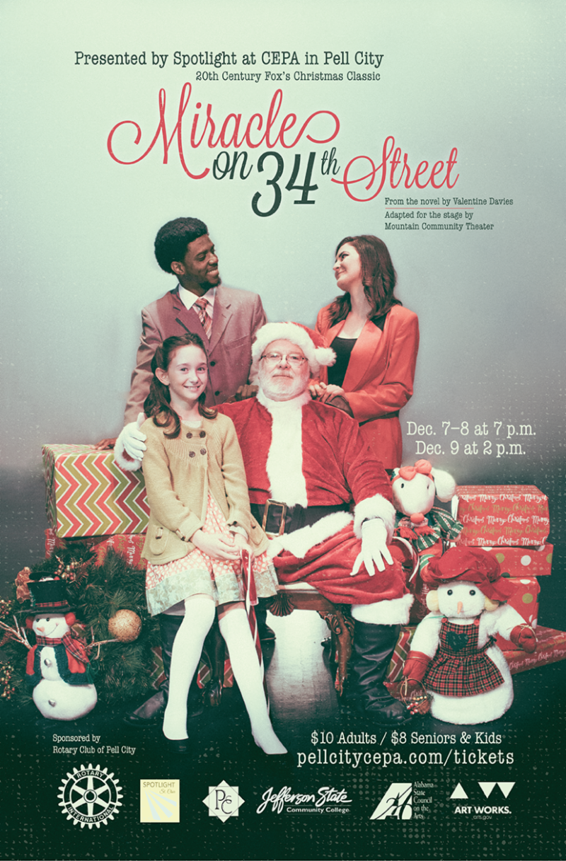 Christmas shows start this week at CEPA + More | Jefferson State ...
